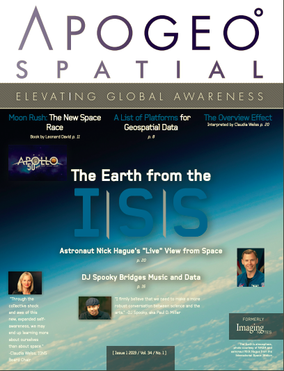 WELSS Apogeo Spatial Issue 1 2019